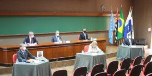 Campus de Ribeirão Preto empossa os novos diretores da FMRP e da FFCLRP